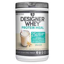 Designer Whey Protein Powder For Weight Loss Designer Whey Protein Meal Vanilla Bean 1 72lbs Adult