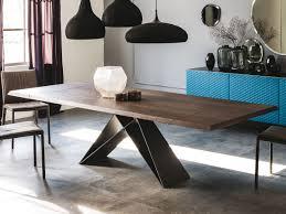 Cattelan Italia Ausziehbarer Holz Tisch Premier Drive Wood Online