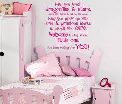 bedroom awesome wall decor for girl bedroom baby girl nursery wall decor ideas pink bedcover