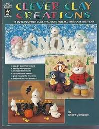 clever clay creations pattern and technique book by sy insky