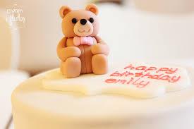 Custom Design Cream Flutter Boutique Cakes Weddings And