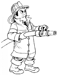 Small Picture Girl Firefighter And Dog Coloring Pages Fire Fighter Free Kid