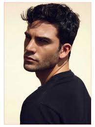 Beard And Hair Style mens short hairstyles with beard or male hair style all in men 3965 by stevesalt.us