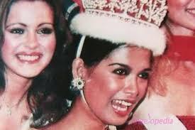 Melanie Marquez Miss International 1979