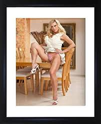 Amazon.com: Picture Favourites Amber Lynn Framed Photo: Prints: Wall Art