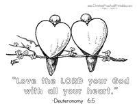 Small Picture As I have loved you Love one another Conference Coloring Book