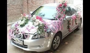 Wedding Car Decorate Wedding Car Decoration In Gurgaon Car Decoration For Marriage