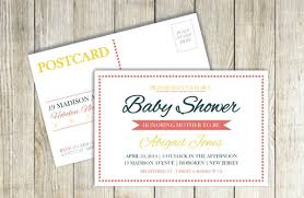 baby postcard 7 baby shower postcards free printable psd ai format download