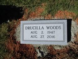 """Brenda Drucilla """"Dru"""" Woods (1947-2016) - Find A Grave Memorial"""
