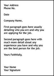 Simple Cover Letter For Resume Example Resume