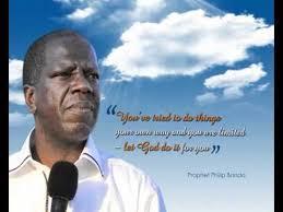 Prophet Philip Banda Quotes Images