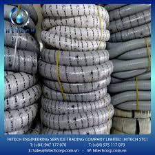 Ống Hút Bụi Gân Nhựa Tại Nha Trang - Hitech Corp Máy Bơm Công Nghiệp