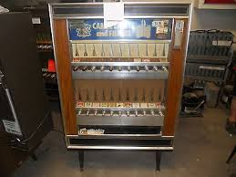 What Happened To Cigarette Vending Machines Awesome Old Cigarette Vending Machine Prices Hostcigarettebuy