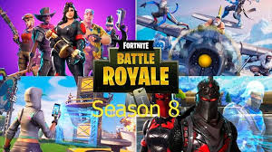 Fortnite Season 8 Everything We Know About Season 8 Map