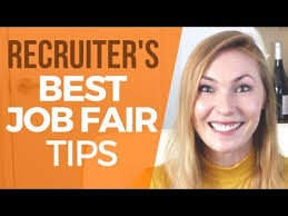 Questions To Ask At A Career Fair Moms And Neighbors