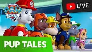 <b>PAW</b> Patrol Season 6 MARATHON 24/7 <b>PAW</b> Patrol Pup Tales ...