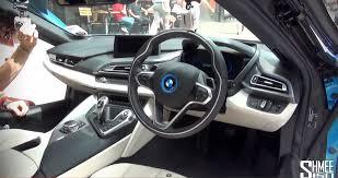 bmw i8 price interior. bmw i8 interior with dihedral doors bmw price