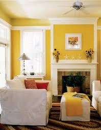 Modern Living Room Paint Colors Amazing With Yellow Color  A