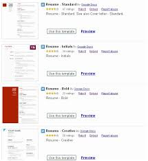 Resume On Google Docs Enchanting Google Resumes Resume Template Google Docs Ambfaizelismail