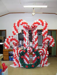 Candy Cane Themed Decorations 60 Mindboggling Balloon Decorating Craft Ideas Suited For Any 40