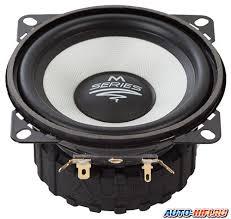 <b>Мидбасовая акустика Audio</b> System MS 100 EVO ...