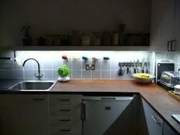 under cabinet kitchen led lighting. Led Lighting Kitchen Under Cabinet Within Vs -