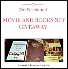 old fashioned and books set giveaway1