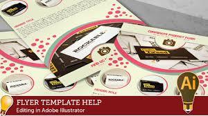 retro product promotion flyer template part 2 retro product promotion flyer template part 2