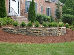 landscaping stone retaining wall ideas do it yourself walls c3d8aa11a41918b9 in