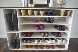 Shelf Shoe Cabinet Stylish Diy Shoe Rack Perfect For Any Room