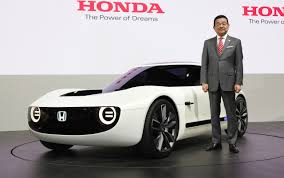 Not Just Porsche: Honda Wants 15-minute Fast Charges For Electric Cars Too