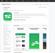 Ipad Web Design App Apple Revamps Web Design For App Store Techcrunch