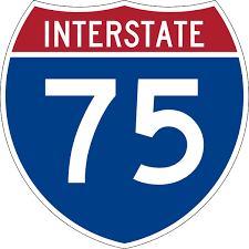 Interstate 75 in Kentucky