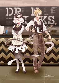 Food fantasy gamer bag : Coffee Food Fantasy Zerochan Anime Image Board