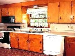 old wood kitchen cabinets how to refinish painting ideas dark solid direct