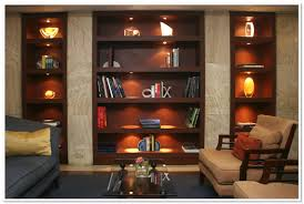 Bookshelf Lighting 100 Ideas Bookshelf Lighting Ideas On Vouumcom