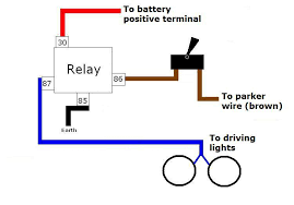 wiring diagram for driving lights relay wiring relay wiring diagram for driving lights jodebal com on wiring diagram for driving lights relay