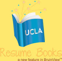 UCLA Career Center > Menus > MainNavBar > For Students > Job Search  Strategies > Resume Books