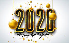 Holiday New Year 2020 #Bauble Happy New ...