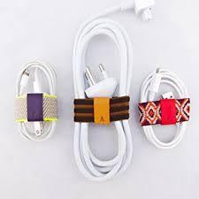 amazon com cableband multi purpose cable organizer for apple cableband multi purpose cable organizer for apple lightning to usb cable iphone power adapter