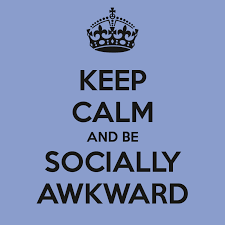 Image result for socially awkward