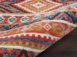 home interior rare turquoise and orange area rug amazing modern rugs runner on wool from