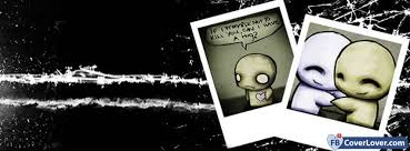 Emo Love Quotes Delectable Emo Love Cute Pon And Zi Dark Sad Picture Quote Hug Emo Goth