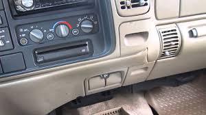 1998 chevy 1500 pickup heater problem 1998 chevy 1500 pickup heater problem