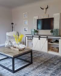 Diy Industrial Coffee Table Farmhouse Industrial Country Living Room Diy Ana White