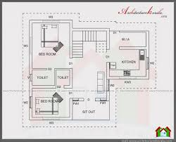 1000 sq ft house plans 2 bedroom indian style fresh square foot house plans sq ft south indian style bedroom duplex