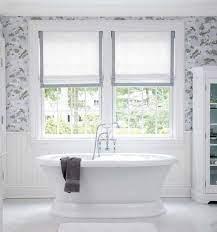 9 Bathroom Window Treatment Ideas Deco Window Fashions