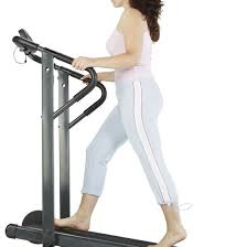 not every treadmill comes with a motor