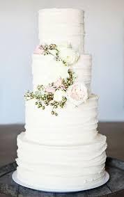 2014 Wedding Cake Trends 3 Buttercream Beauties Weddings