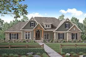 craftsman homes awesome plan hz craftsman house plan with rustic